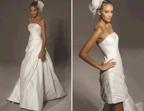Two-In-One Convertible Wedding Dresses