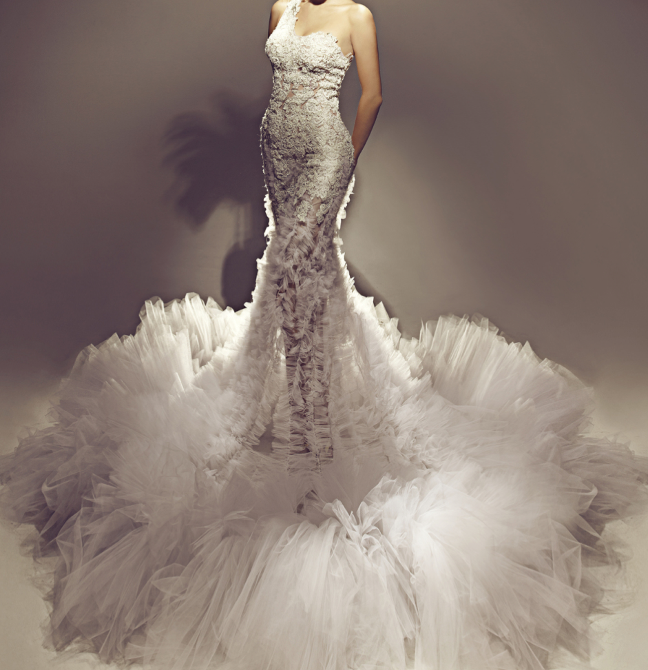 we this fabulous wedding dress modwedding