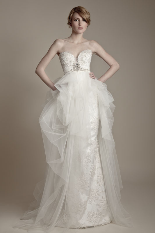 More On A Fairy Tale Wedding Dress Collection Inspired By Russian Aristocratic Style