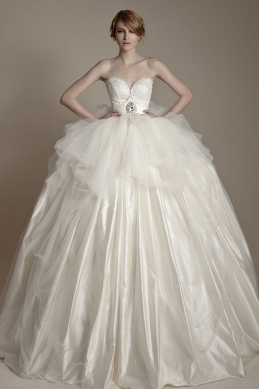 A Fairy Tale Wedding Dress Collection Inspired By Russian ...