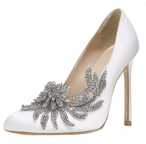 Wedding Shoes: Bling Up Your Feet with these Eye-catching Heels