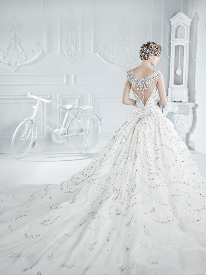 Spectacular Wedding Dress Collection: Michael Cinco - MODwedding