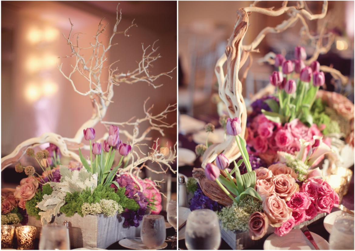 purple wedding ideas 22