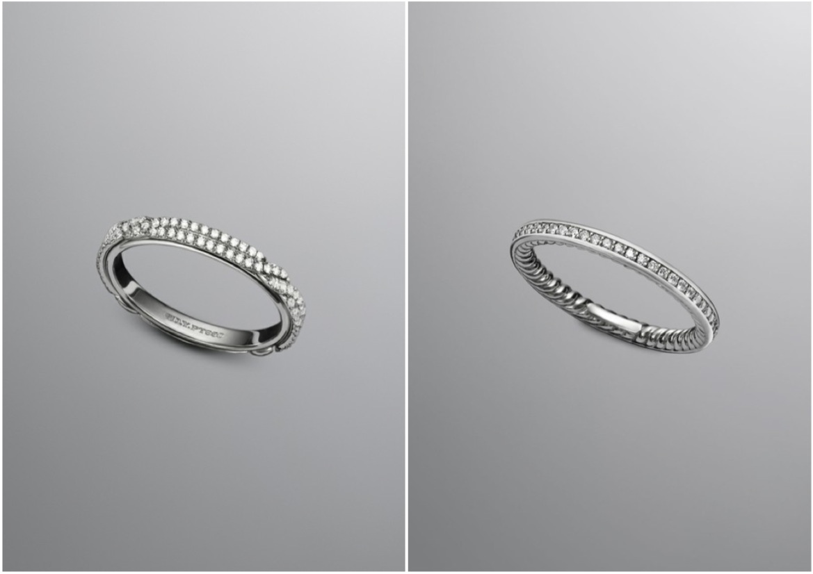 Spotlight on David Yurman Wedding Rings that Symbolize the Magic