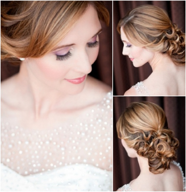 Pleasant Beautifully Elegant Updo Wedding Hairstyles Modwedding Hairstyles For Men Maxibearus