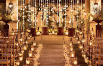 Starry-Eyed for Our Favorite Outdoor Wedding Ceremonies