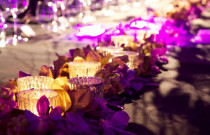Wedding Reception Ideas: The Essence of Purple