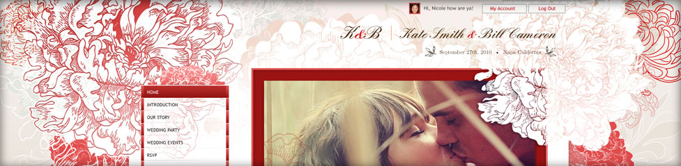 wedding-website-red