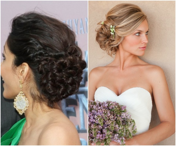 ... for Your Close-up with Chic and Stylish Wedding Updos - MODwedding