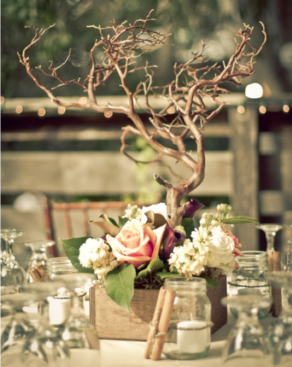 Rustic Wedding Receptions