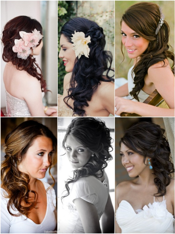 side wedding hairstyles : Wedding Hairstyle 2 Wedding Hairstyle Wedding Planning Ideas LONG ...