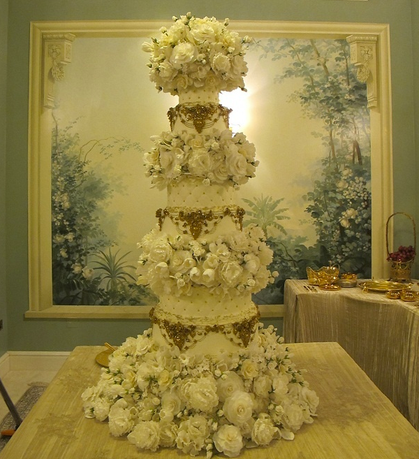 Sylvia Weinstock Wedding Cakes
