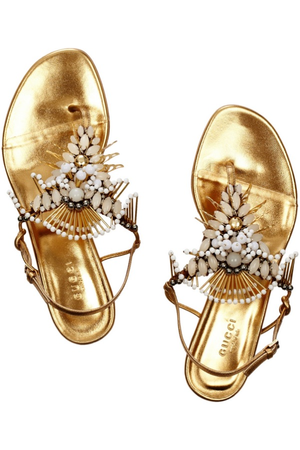 Beach Wedding Sandals