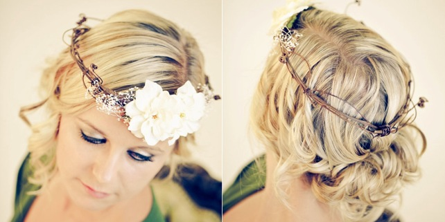 Chic Bohemian Wedding Hairstyles