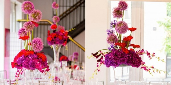 A Beautiful and Vibrant Wedding
