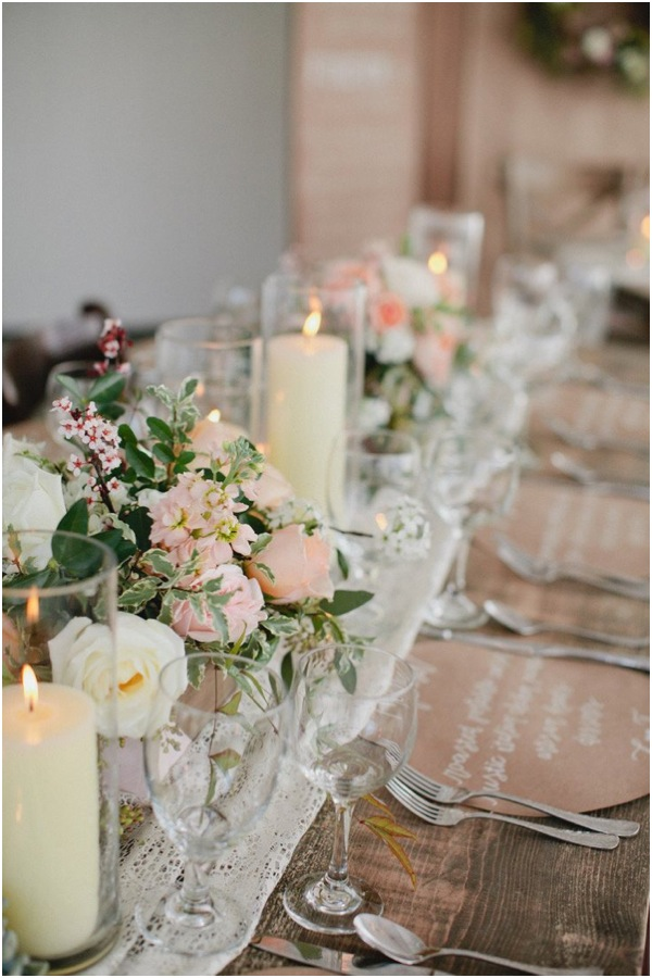 Wedding Centerpiece Ideas Rustic : Rustic country wedding centerpieces vintage styled