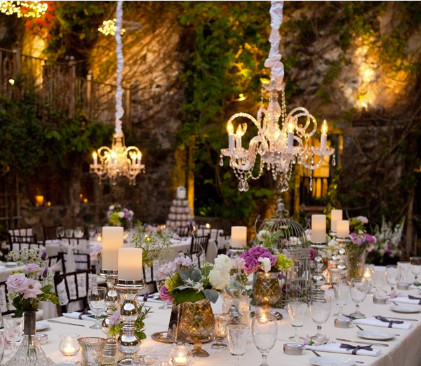 24 Original Romantic Wedding Reception Ideas Navokal