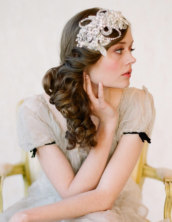 1920s Flapper Hairstyles For Long Hair - Best Hair Style