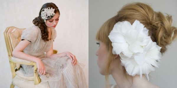 Shine with these One-of-a-Kind Wedding Hairstyles