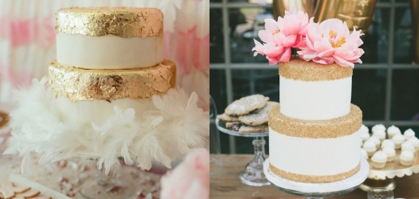 Imaginative Wedding Cakes for the Creative Couple
