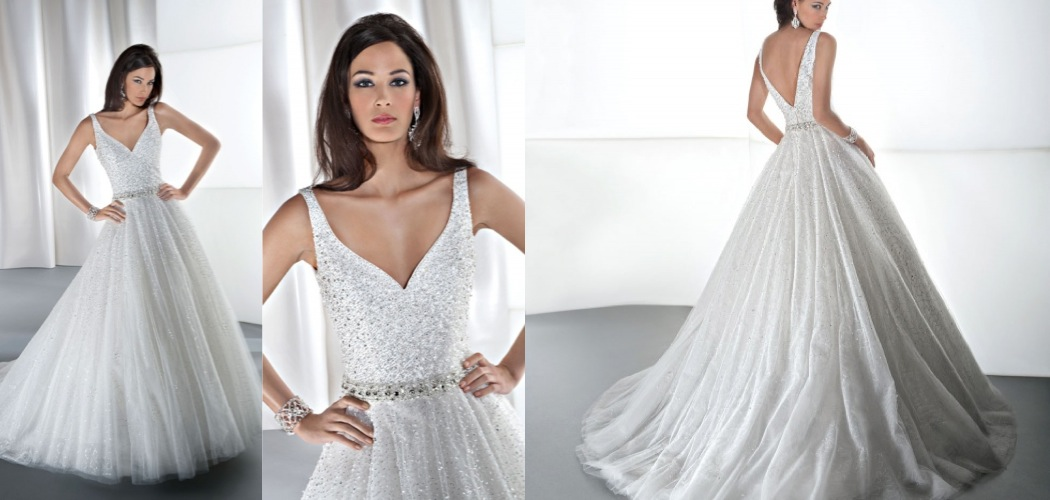 Bridal Gowns By Demetrios - Best Gowns And Dresses Ideas & Reviews