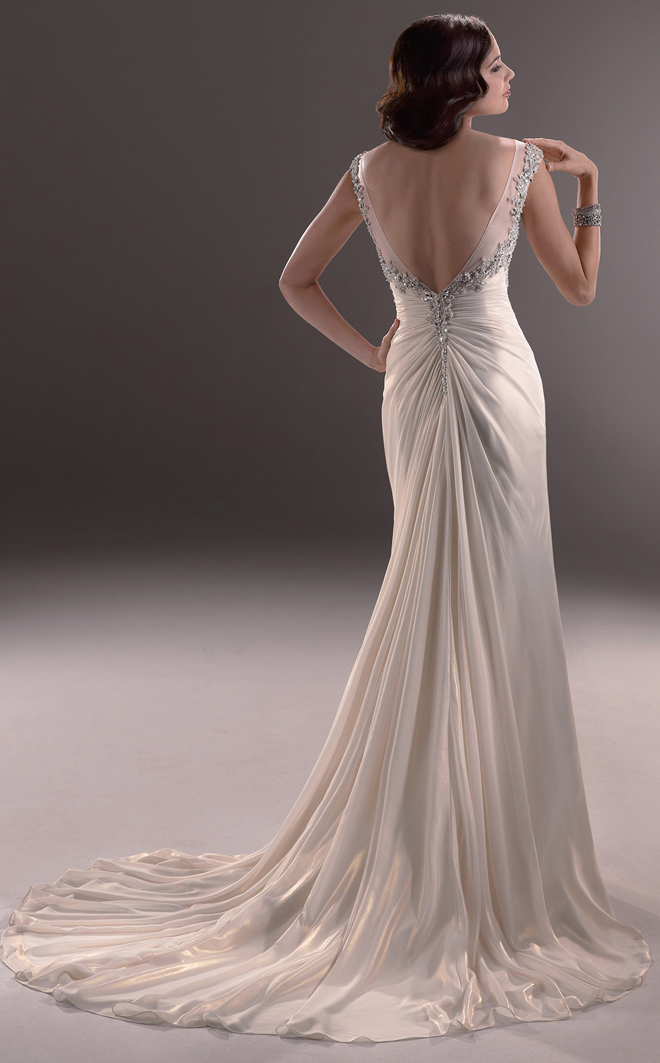 Maggie sottero wedding dresses 2014 for Maggie sottero mckenzie wedding dress