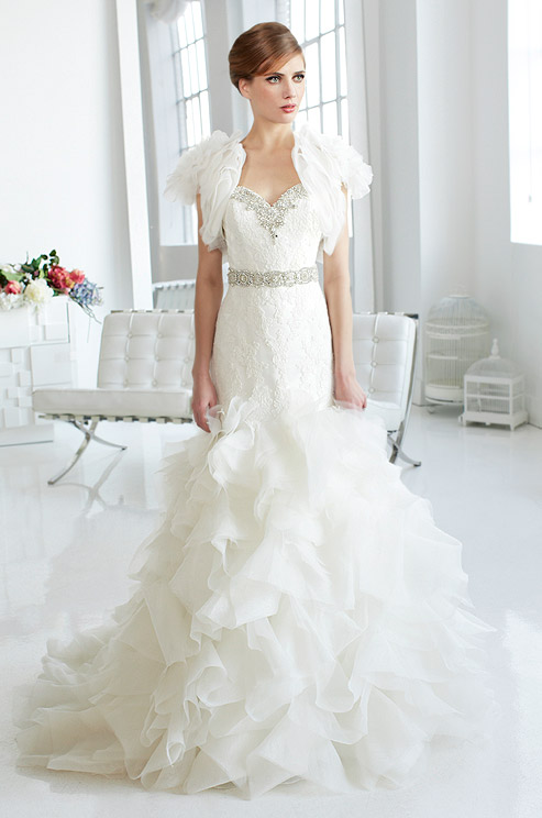 Gorgeous wedding dresses 2014 | Wedding theme blog