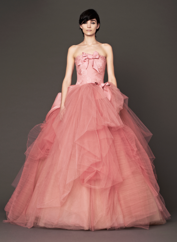 Vera Wang Bridesmaid Dresses Fall 2014 vera wang wedding dresses fall