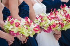 A Modern Chic Chicago Wedding from Heather Parker Photography