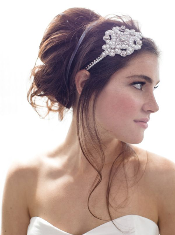 Fantastic Pretty Wedding Hairstyles You Can Try For Your Big Day Modwedding Short Hairstyles Gunalazisus