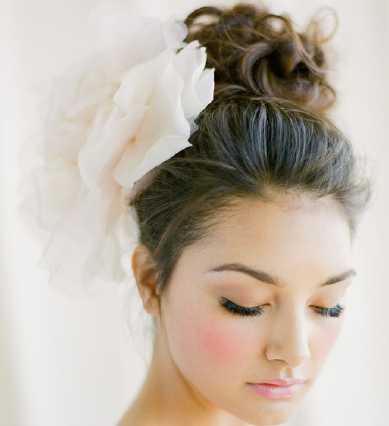 Pretty Wedding Hairstyles You Can Try for Your Big Day - MODwedding