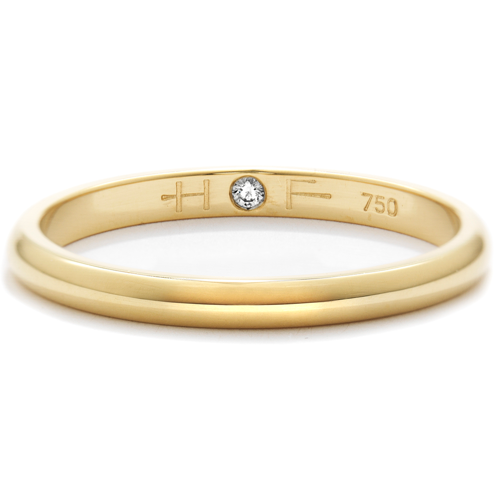 hidden the image ring gold rings collection white cut brilliant diamond stone