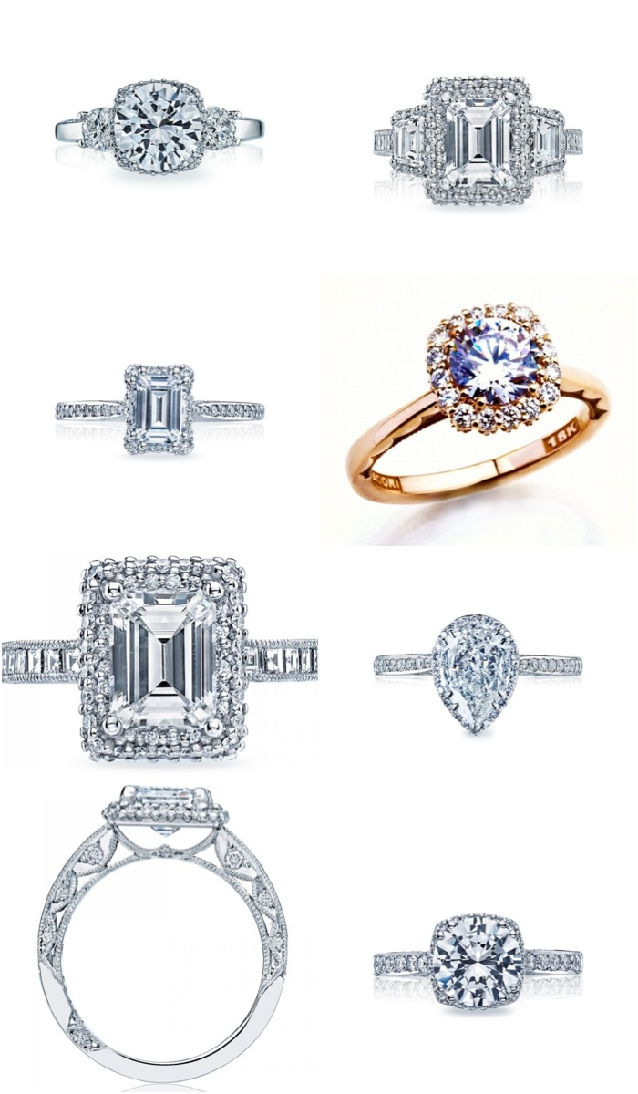 tacori engagement rings tacori wedding band tacori engagement rings 2