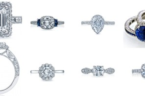 Get Inspired: Sophisticated Tacori Engagement Rings