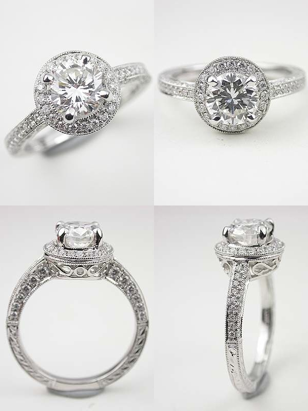 topazery engagement rings 10 123113 - Antique Style Wedding Rings