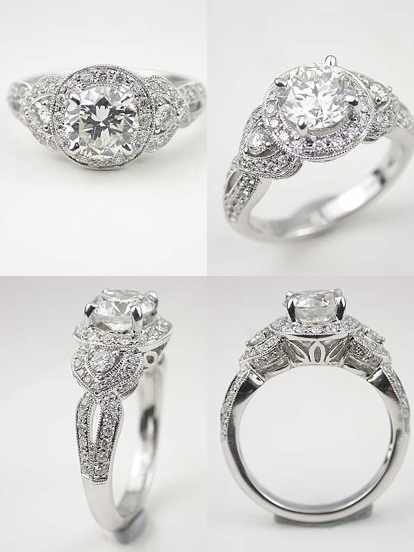 topazery engagement rings 5 123113 - Vintage Style Wedding Rings