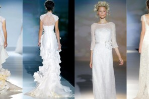 Drama-Worthy Victorio & Lucchino Wedding Dresses 2014