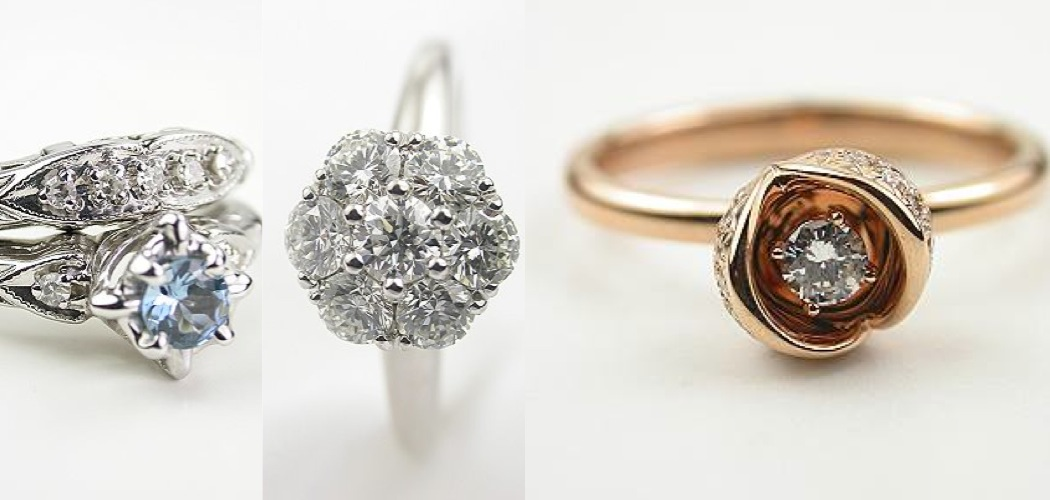 timeless beauty antique style engagement rings - Antique Style Wedding Rings