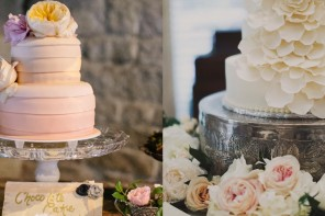Get Inspired: The Chicest Wedding Cakes