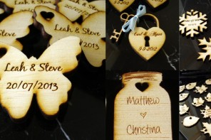 Unique Wedding Favor Tag Ideas for A Rustic Themed Wedding