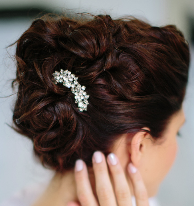 Romantic Hairstyles Wedding: Romantic Wedding Hairstyles For Your Big Day