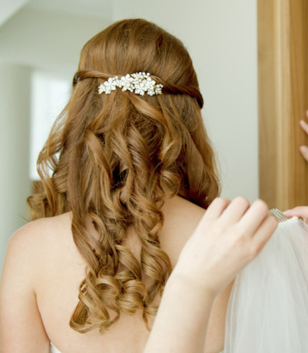Hairstyles For Your Wedding Day: Romantic Wedding Hairstyles For Your Big Day