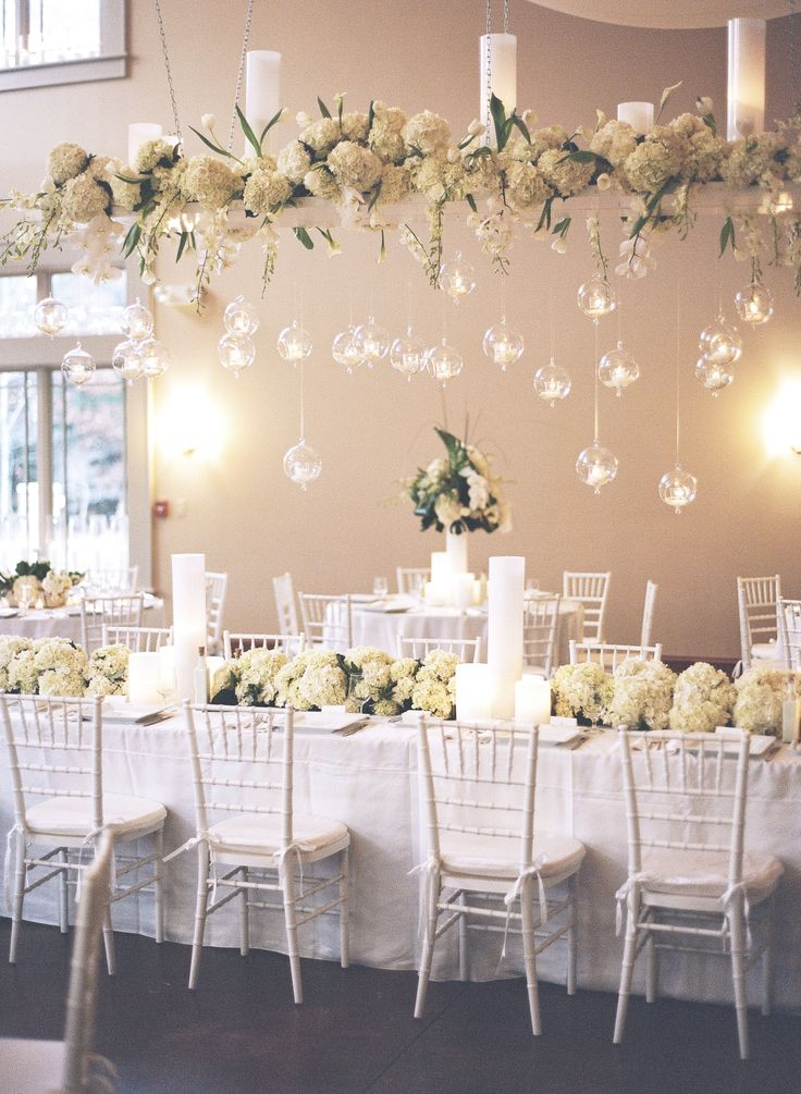 25 white wedding decoration ideas for romantic wedding modwedding - Wedding Designs Ideas