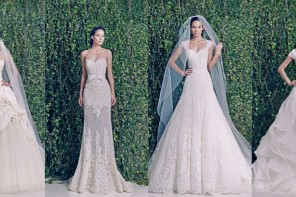 Luxurious Zuhair Murad Wedding Dresses 2014