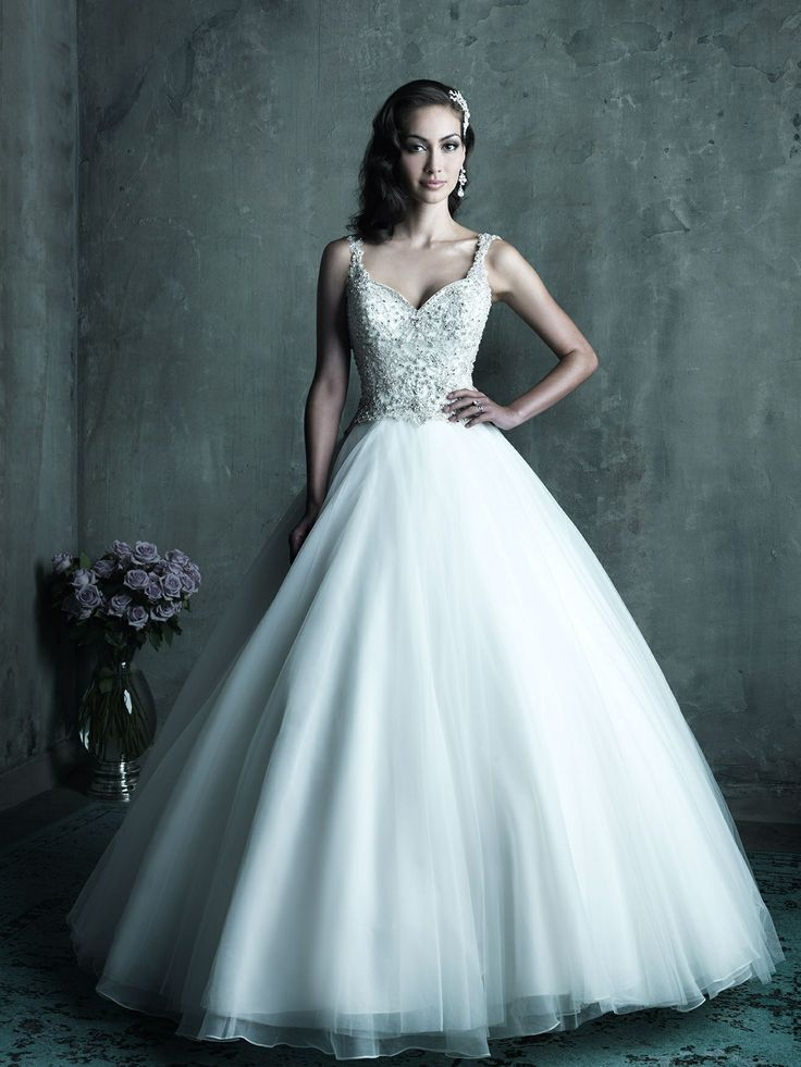 Drop Dead Gorgeous Allure Bridals Wedding Dresses