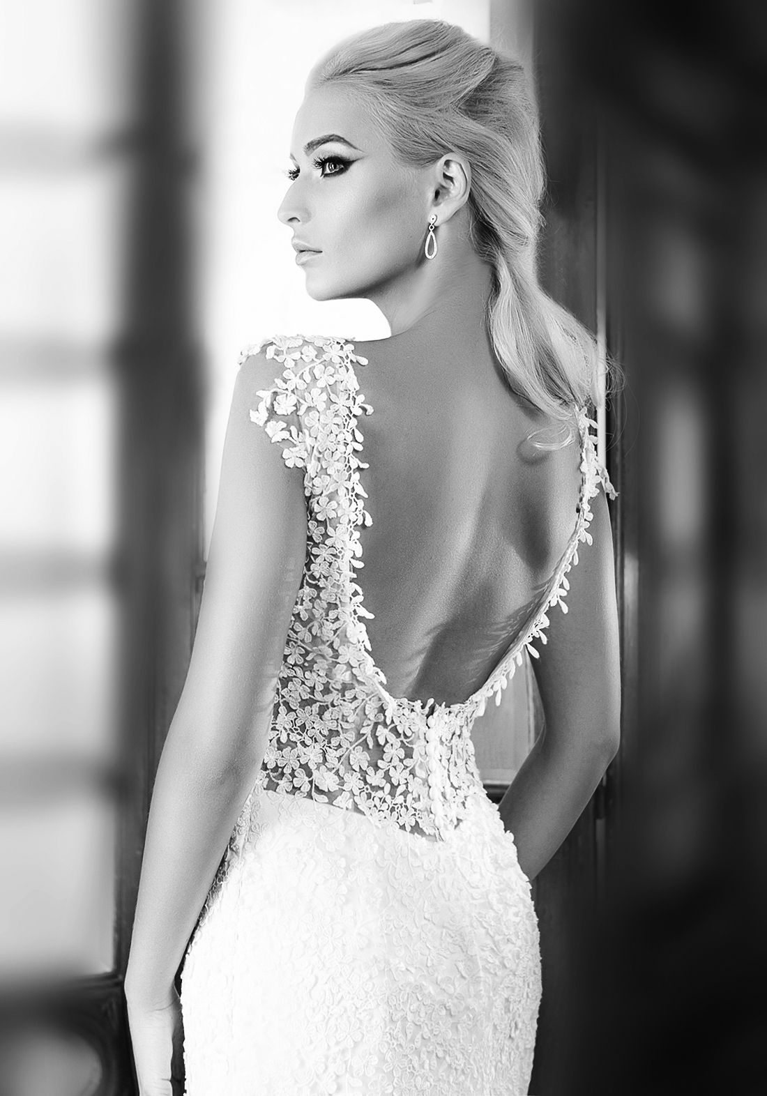 Sexy Bien Savvy Wedding Dresses 2014 Bridal Collection - MODwedding