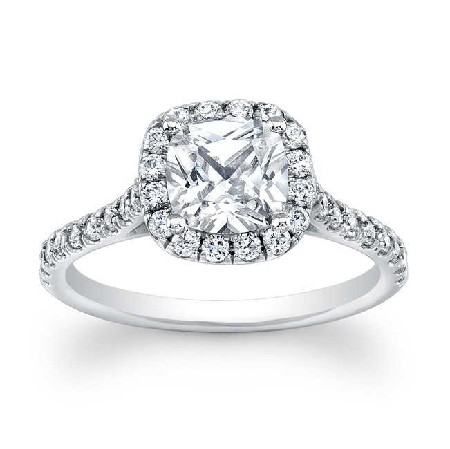 The Perfect Diamond Engagement Rings from Roxbury Jewelry MODwedding