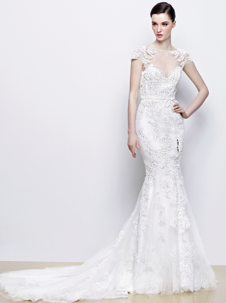 Blue Enzoani Wedding Dress For  : Tasteful enzoani wedding dresses bridal collection