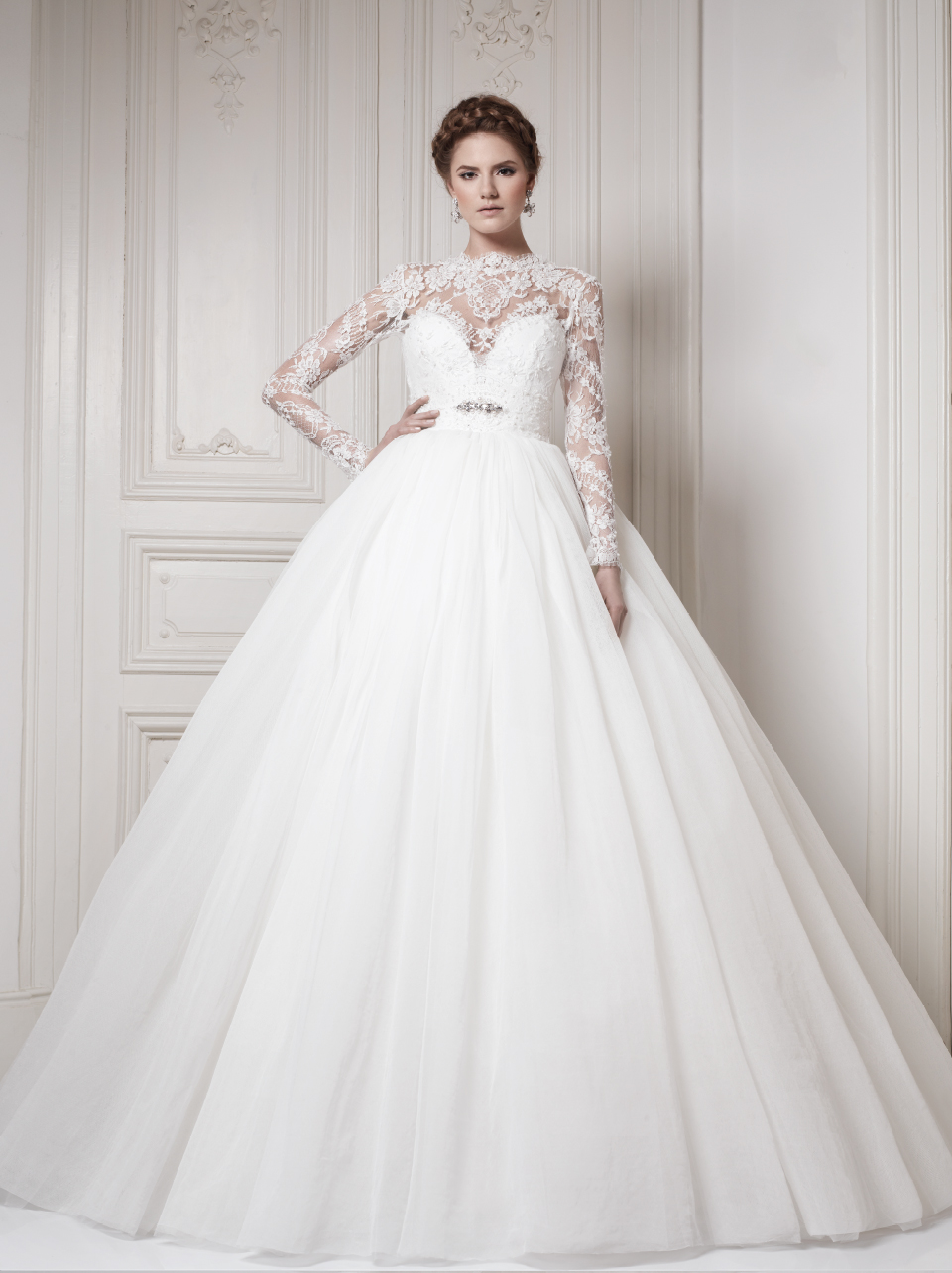 Glamorous ersa atelier wedding dresses 2014 collection for Ersa atelier wedding dress