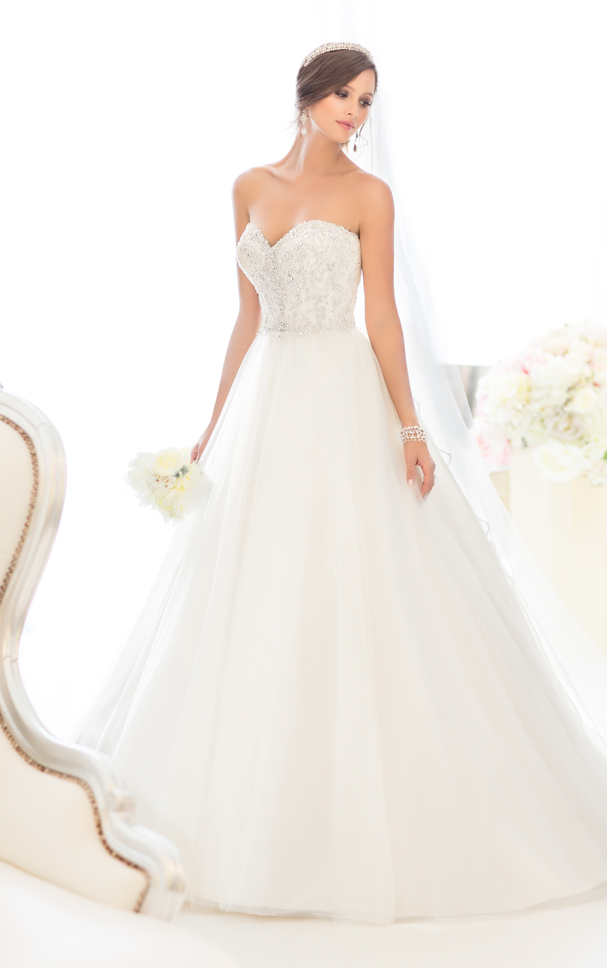 Essense of Australia Wedding Dresses 2014 Collection - MODwedding